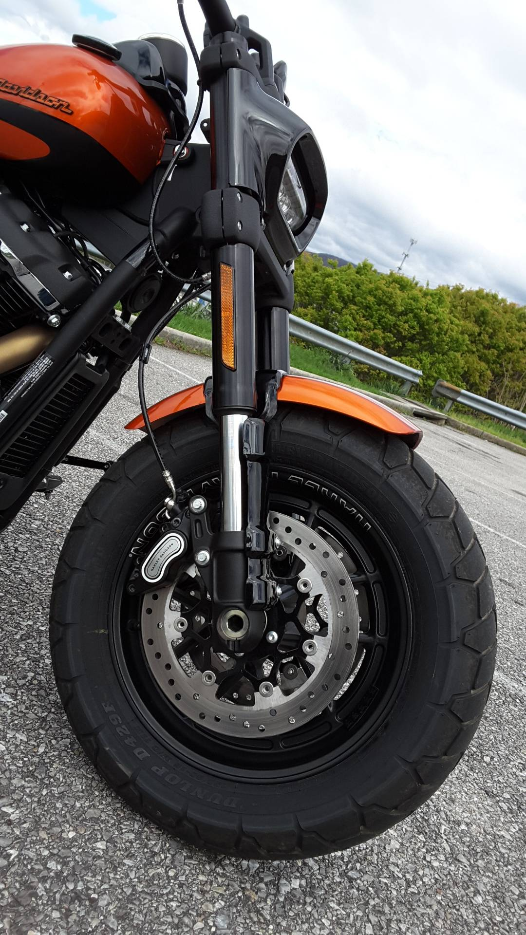 2019 Harley-Davidson Fat Bob® 114 in Roanoke, Virginia - Photo 2