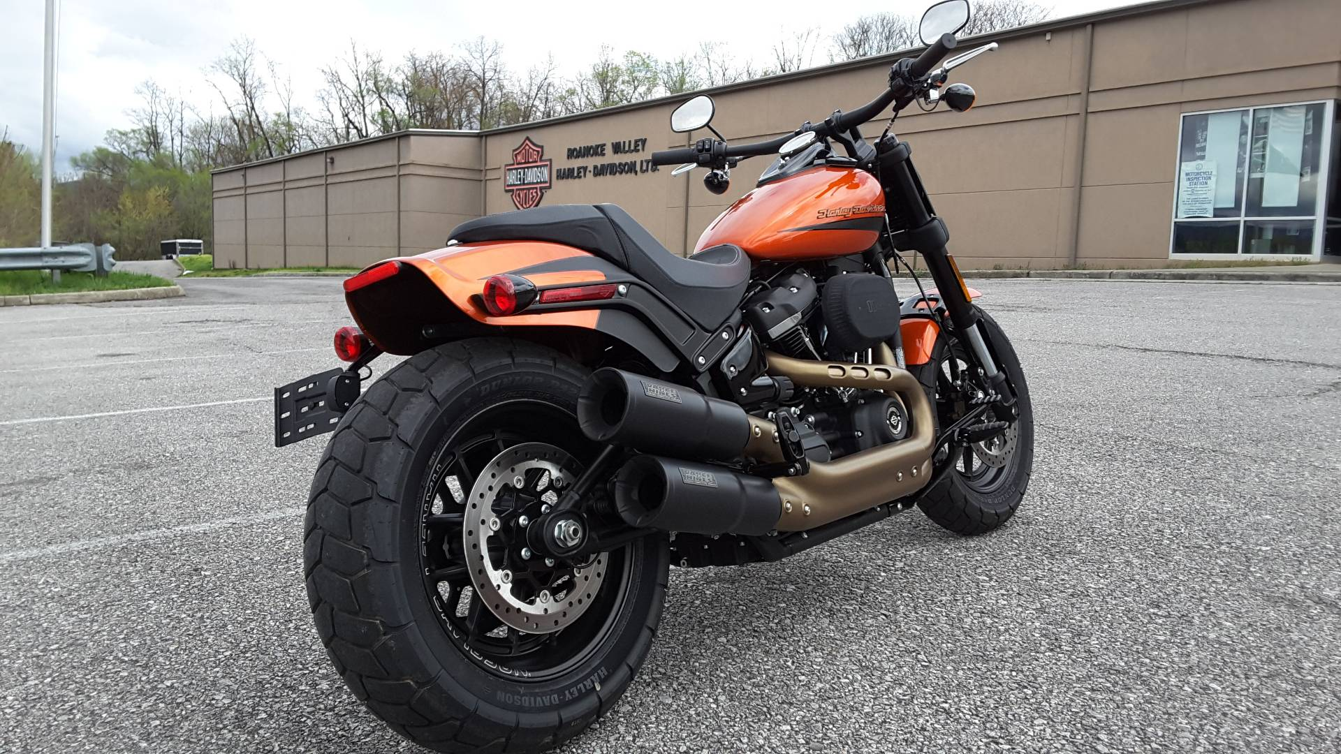 2019 Harley-Davidson Fat Bob® 114 in Roanoke, Virginia - Photo 7