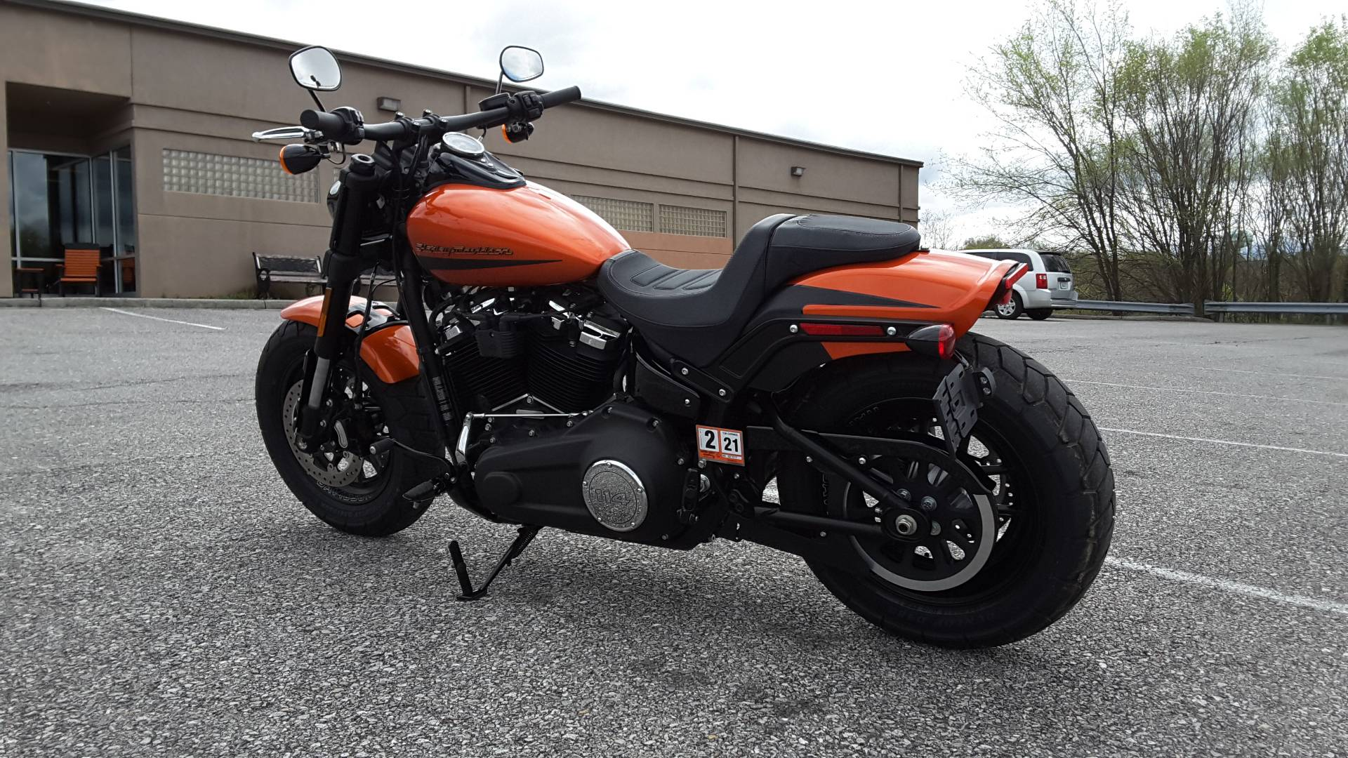 2019 Harley-Davidson Fat Bob® 114 in Roanoke, Virginia - Photo 9