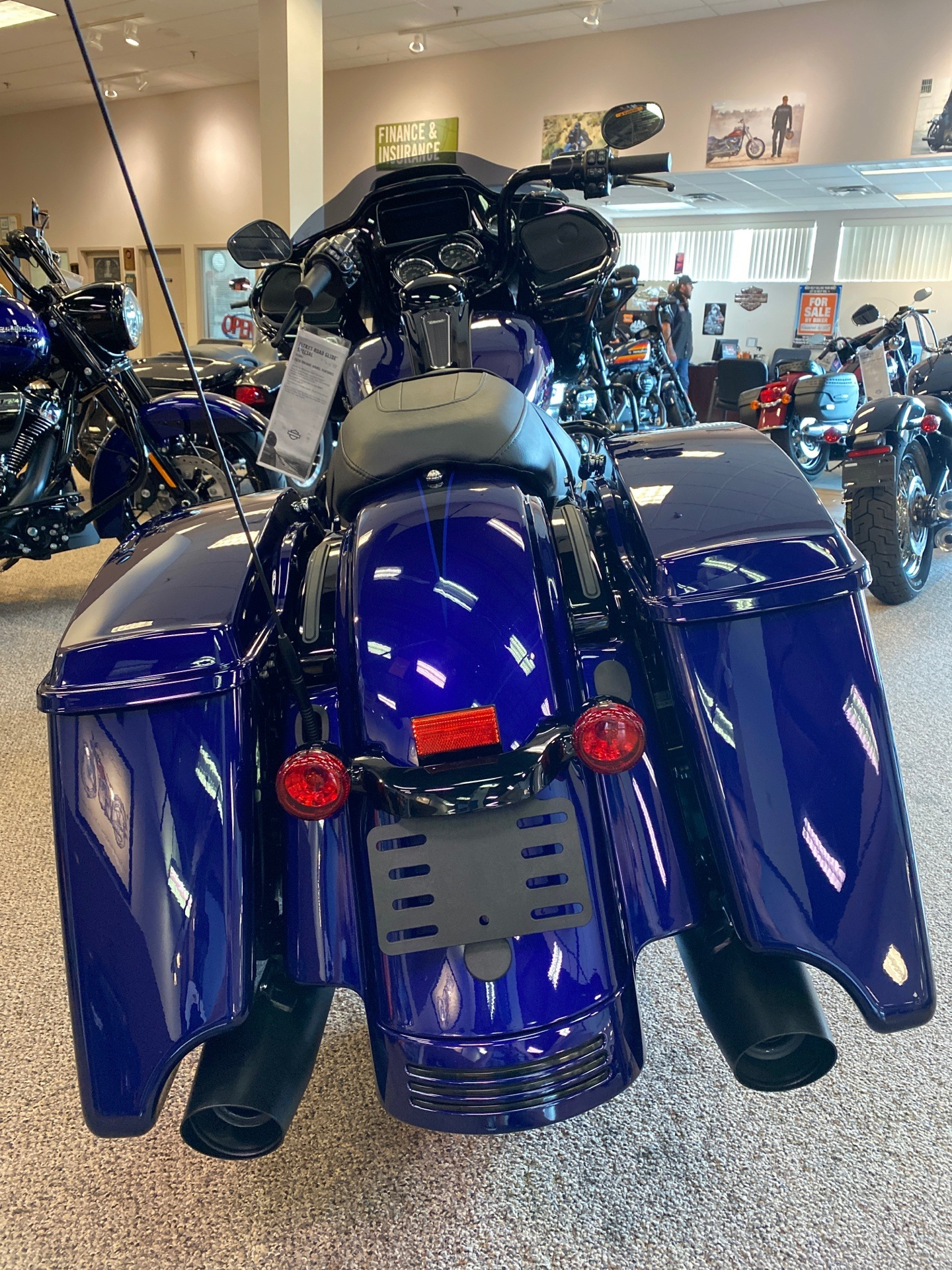 2020 Harley-Davidson Road Glide Special in Roanoke, Virginia - Photo 3