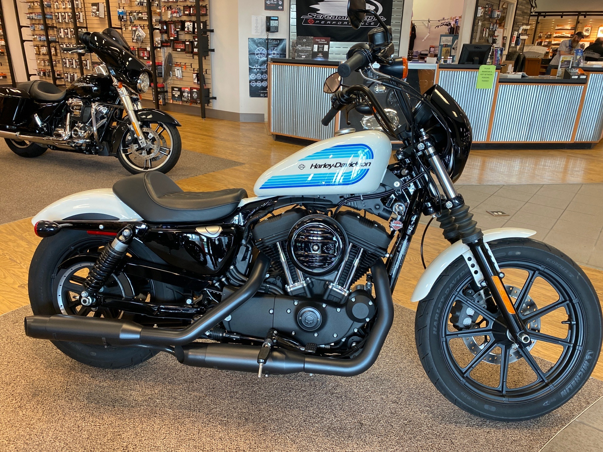 2019 Harley-Davidson XL1200NS in Roanoke, Virginia