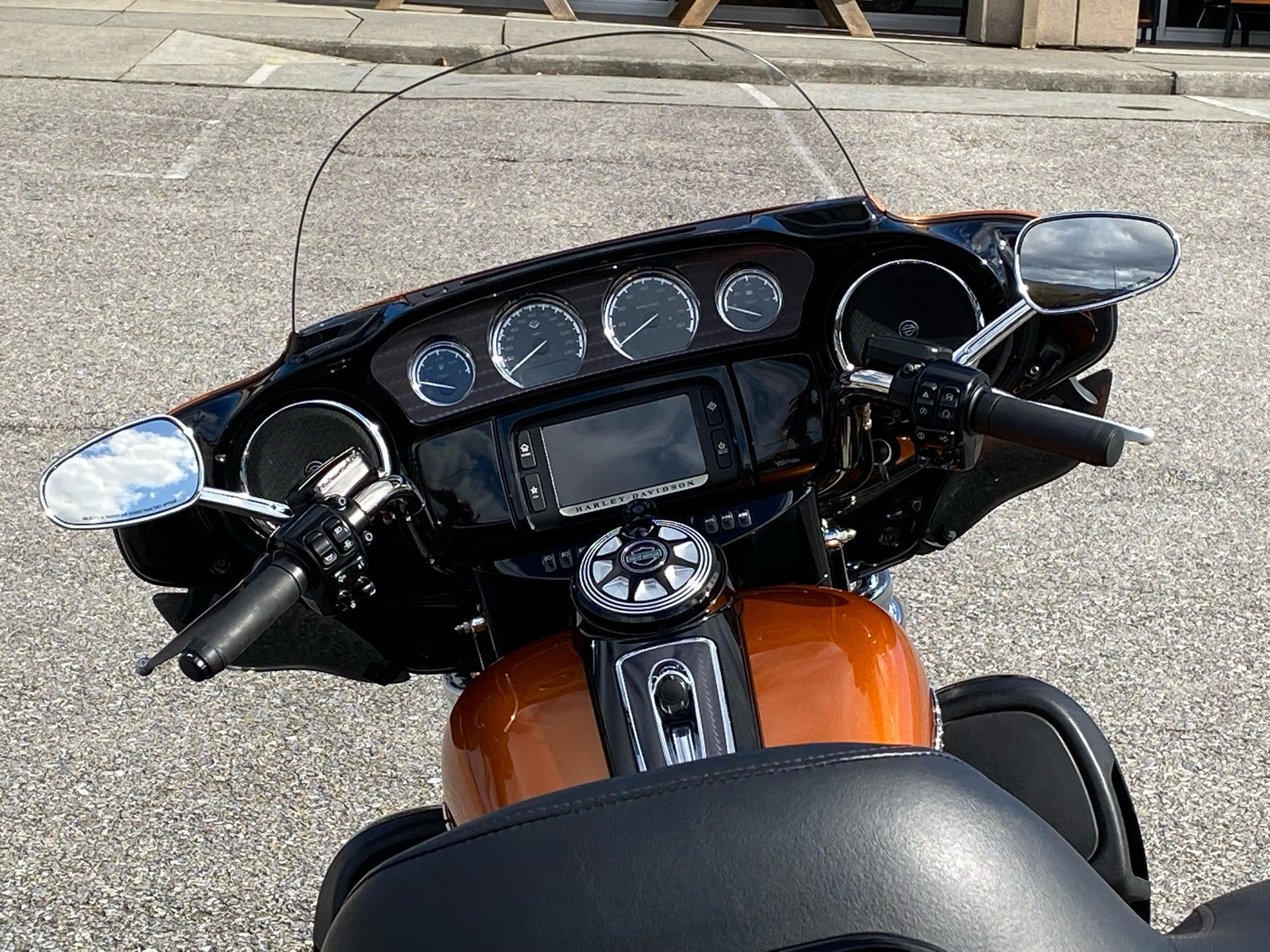 2014 Harley-Davidson Electra Glide Limited in Roanoke, Virginia - Photo 5