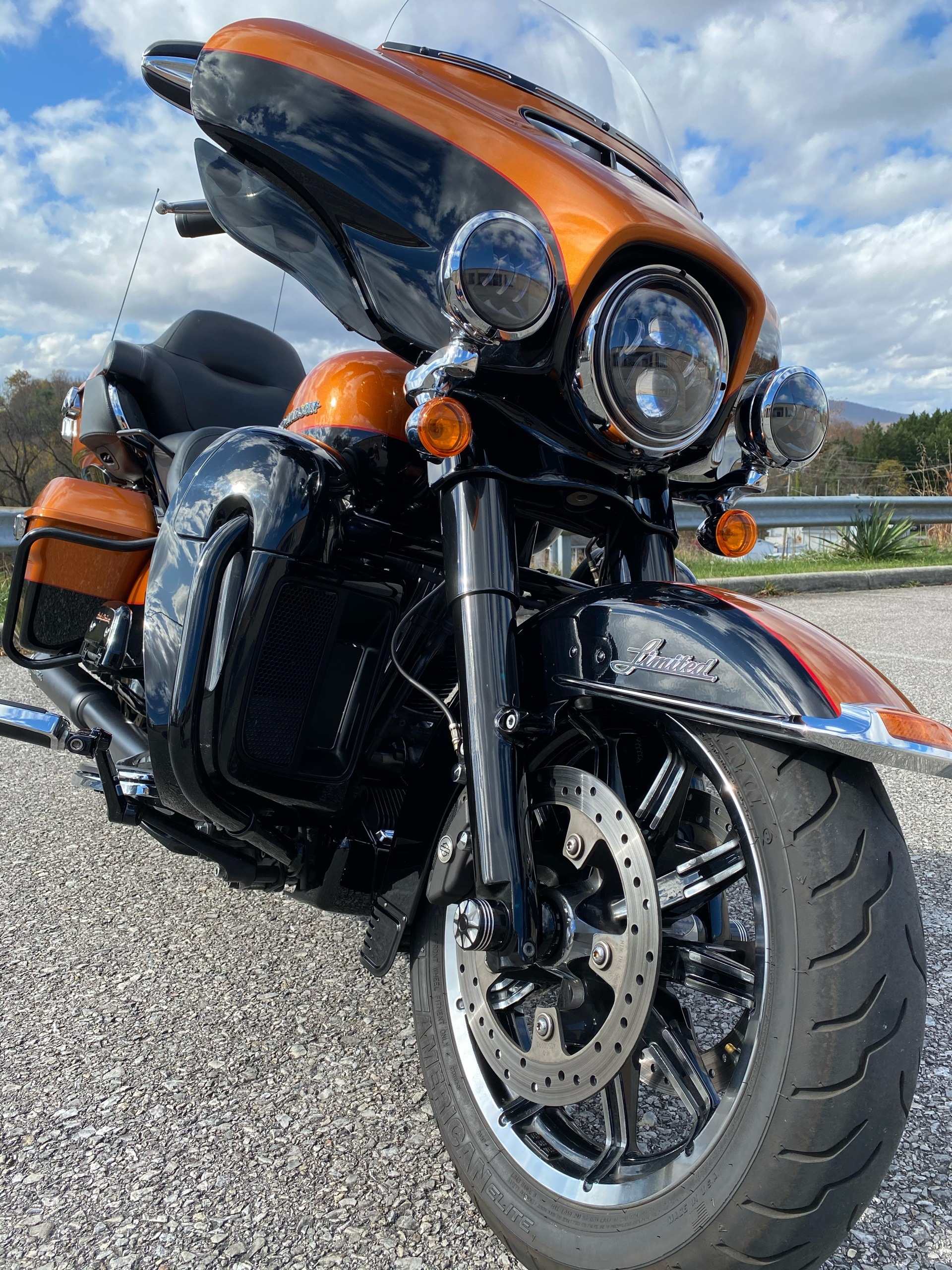 2014 Harley-Davidson Electra Glide Limited in Roanoke, Virginia - Photo 6
