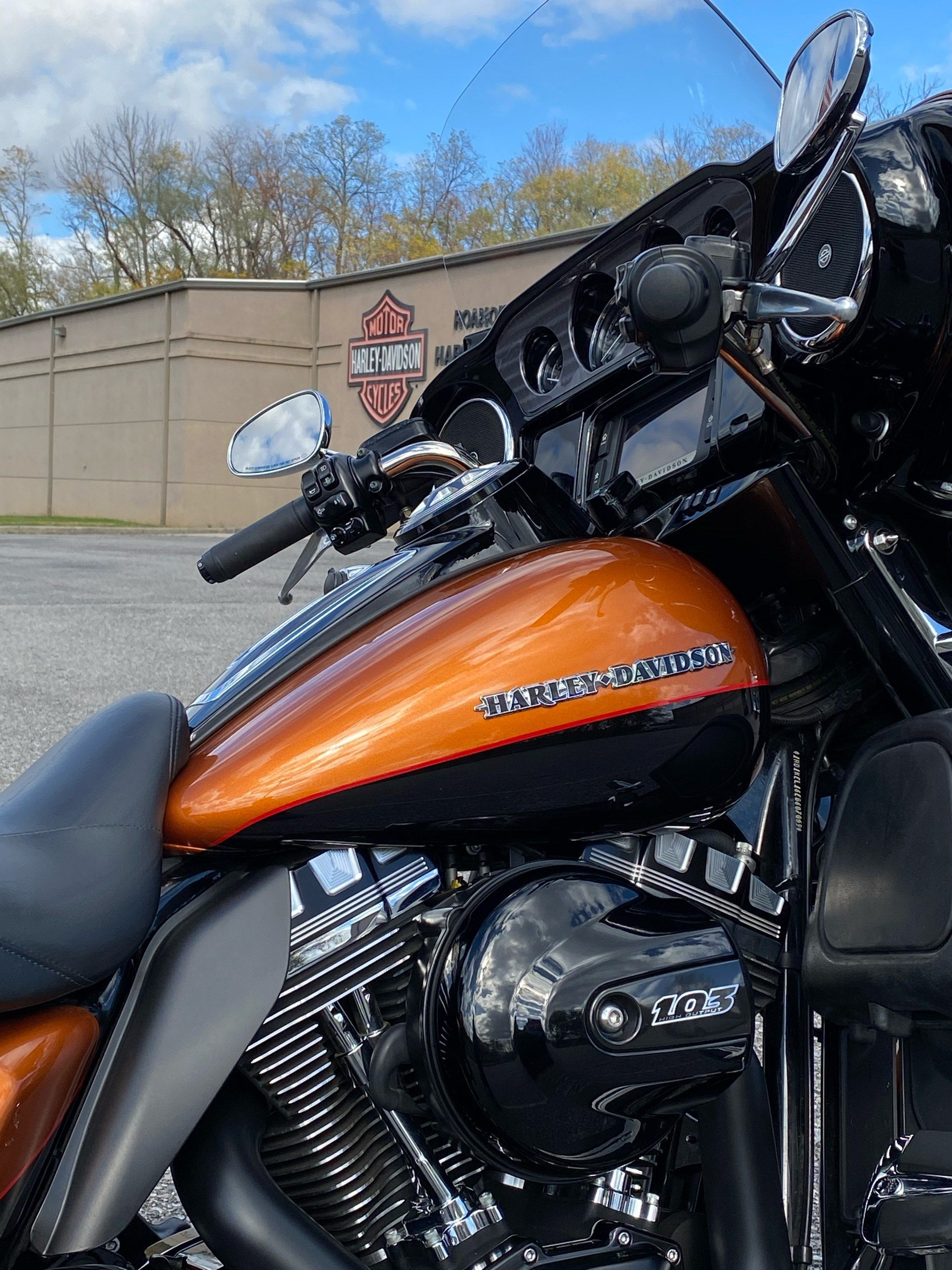 2014 Harley-Davidson Electra Glide Limited in Roanoke, Virginia - Photo 7
