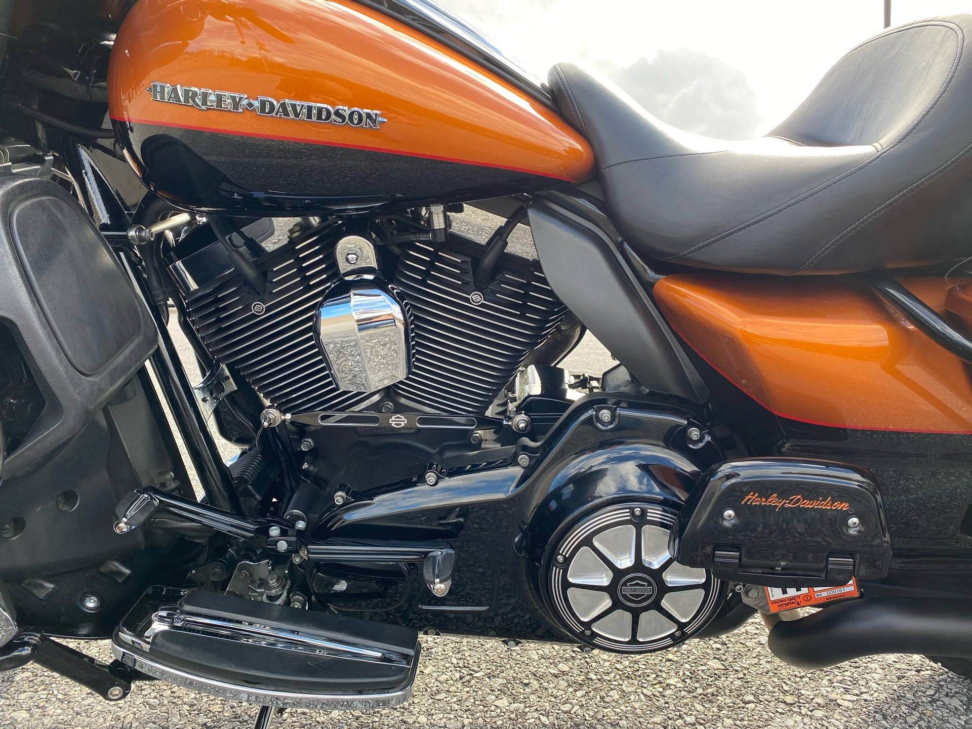 2014 Harley-Davidson Electra Glide Limited in Roanoke, Virginia - Photo 8