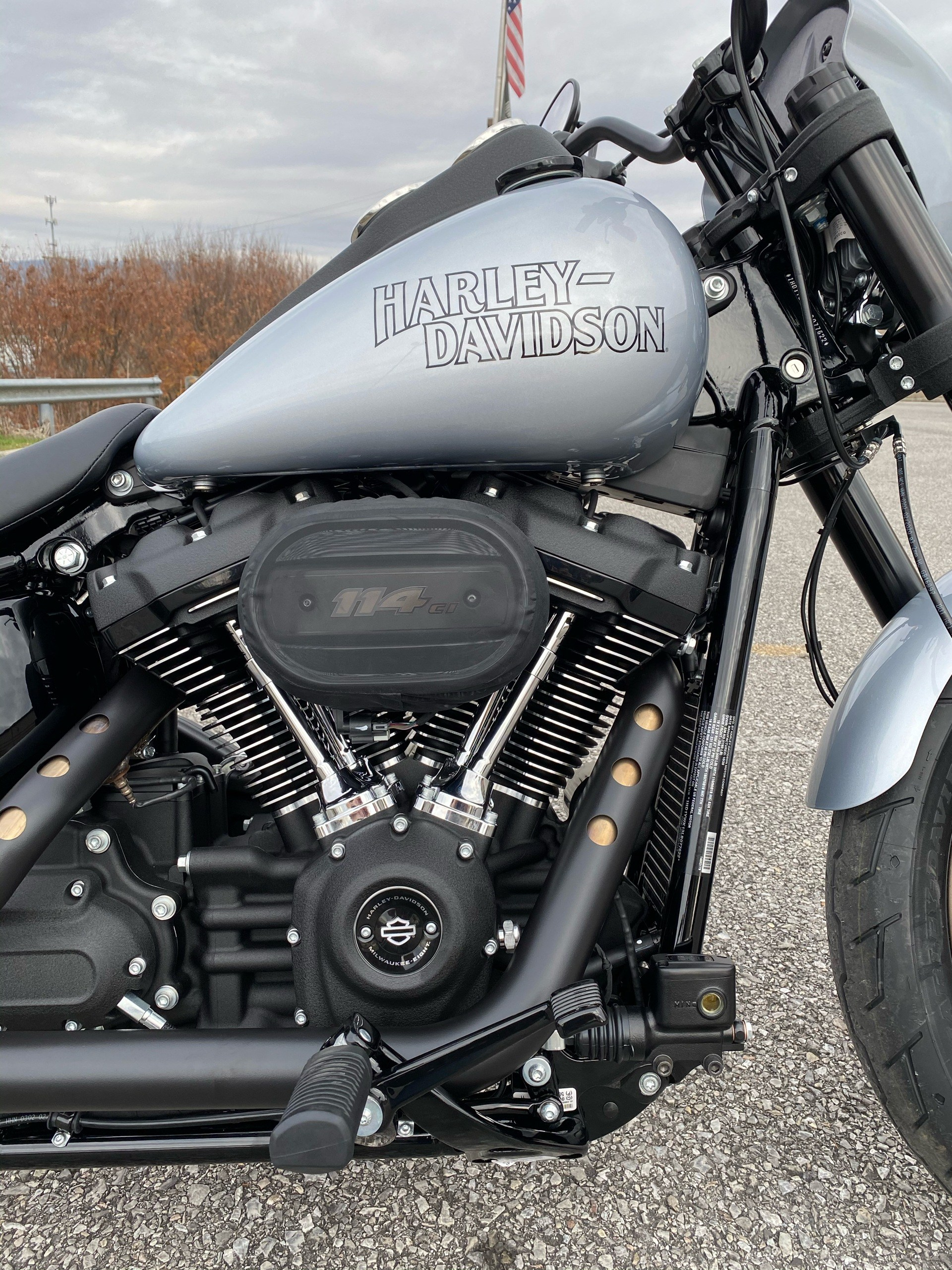 2020 Harley-Davidson Low Rider S in Roanoke, Virginia - Photo 8