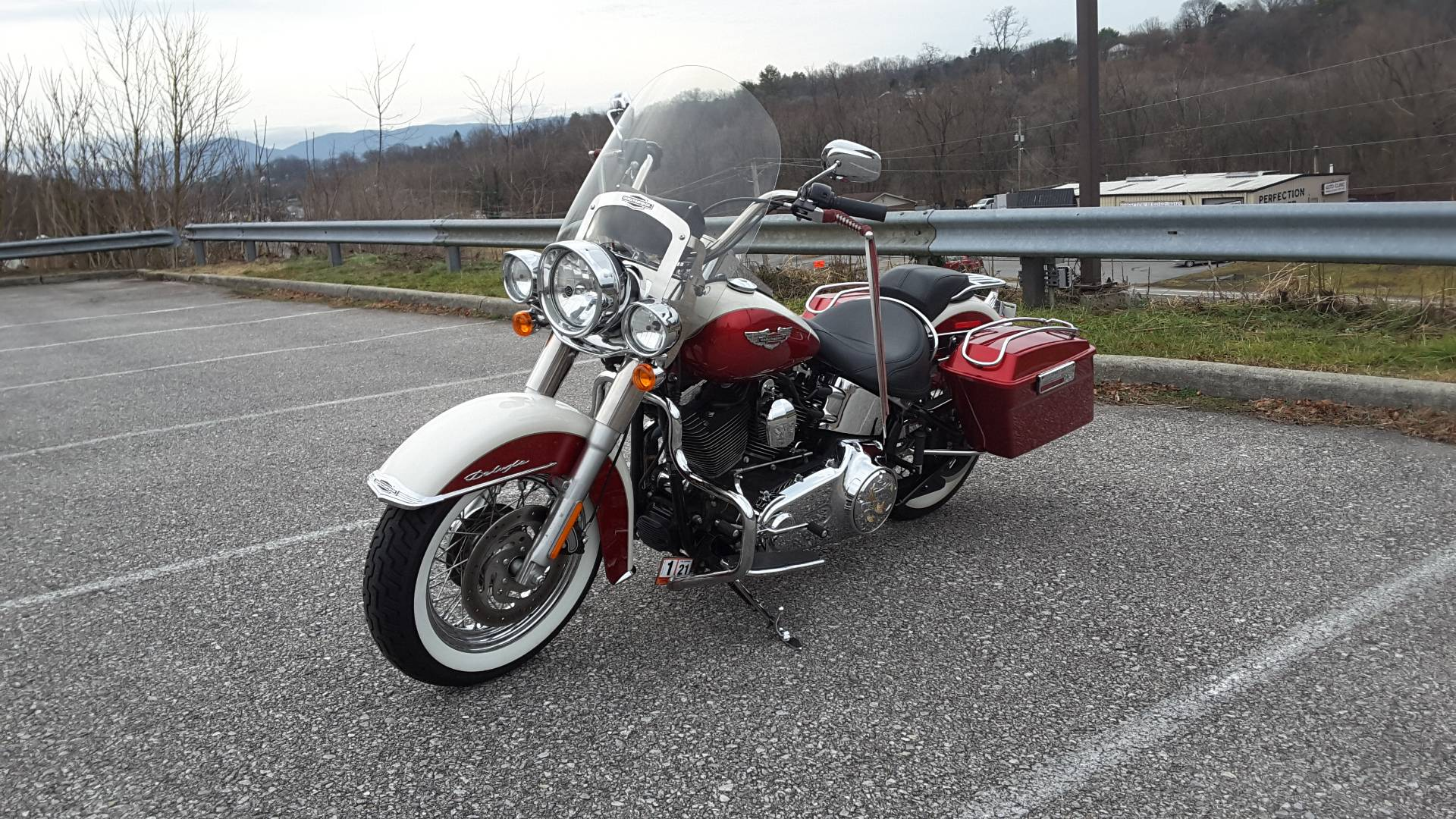 2013 Harley-Davidson Softail® Deluxe in Roanoke, Virginia - Photo 1