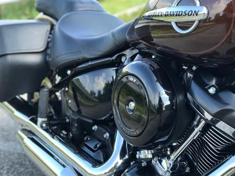 2019 Harley-Davidson Heritage Classic 107 in Roanoke, Virginia - Photo 4