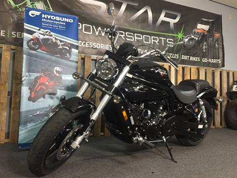 2015 Hyosung GV650 / Aquila Pro in Knoxville, Tennessee - Photo 2