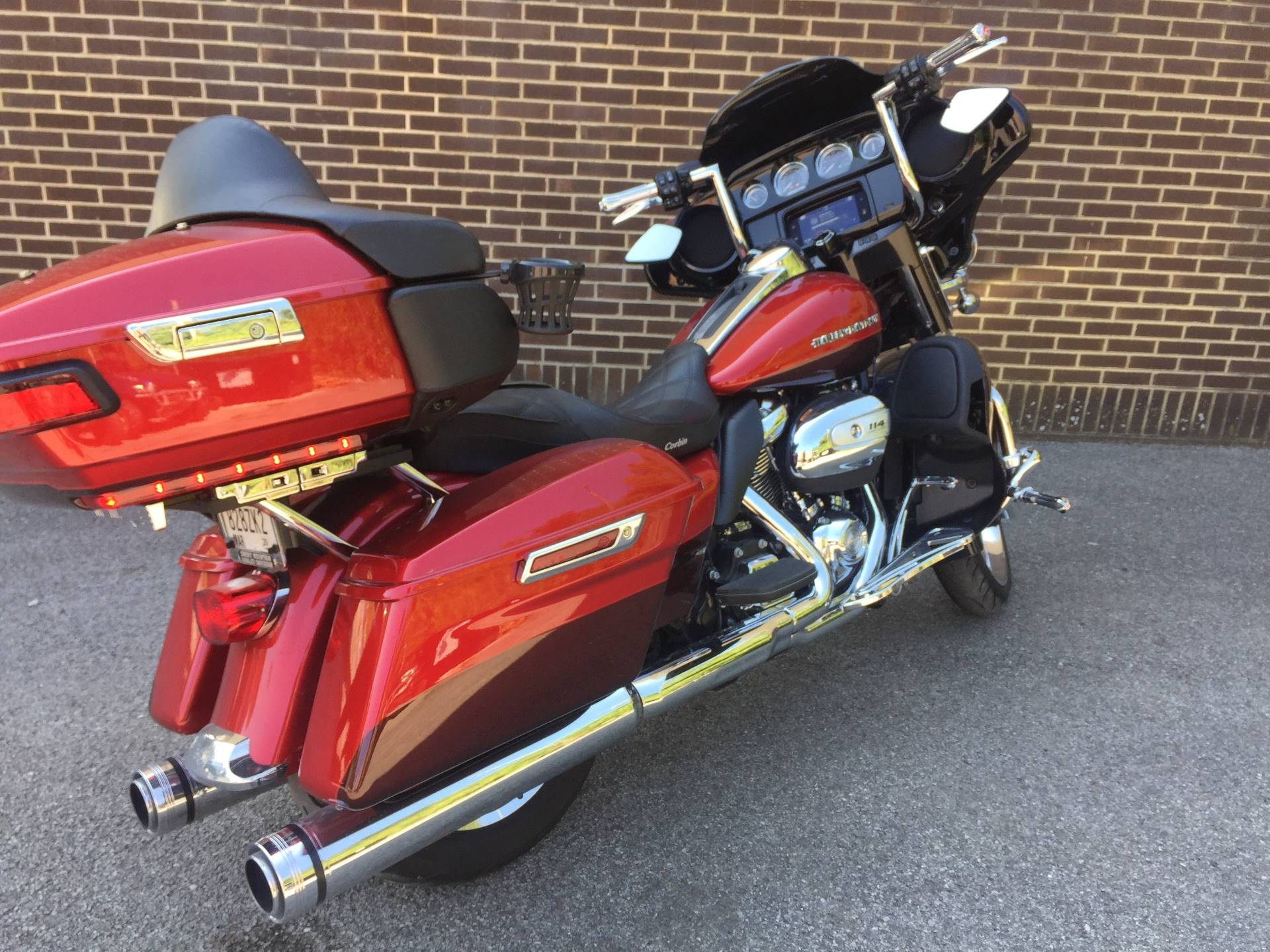 Knoxville Harley Davidson >> 2019 Harley Davidson Ultra Limited In Knoxville Tennessee