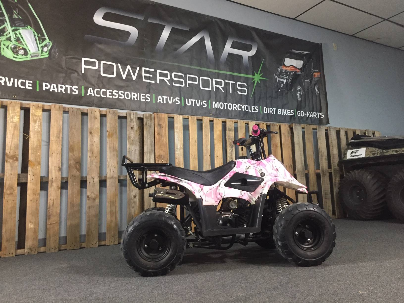 2016 Coolster ATV-3050C in Knoxville, Tennessee - Photo 1