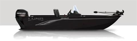 2021 Lund 1650 Angler SS in Knoxville, Tennessee