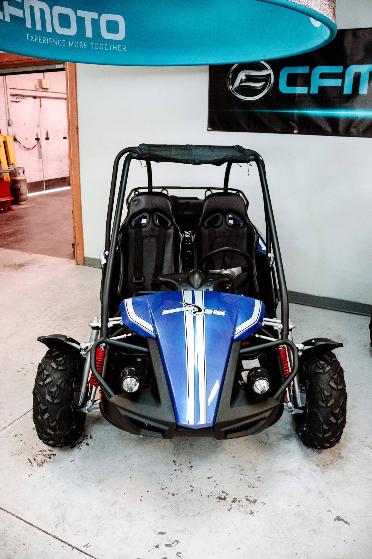 2020 Hammerhead Off-Road HH Torpedo in Knoxville, Tennessee - Photo 1