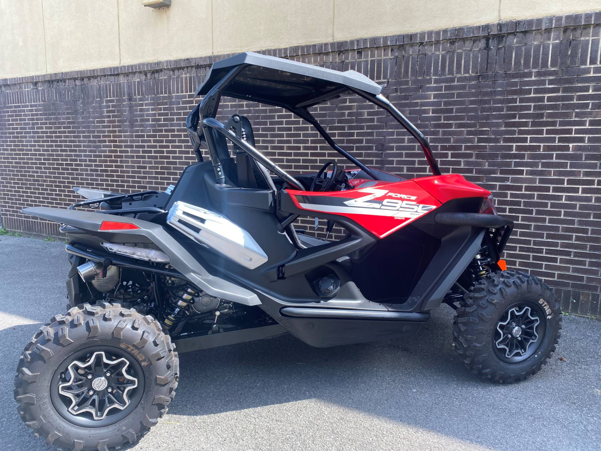 2020 CFMOTO ZForce 950 Sport in Knoxville, Tennessee - Photo 2