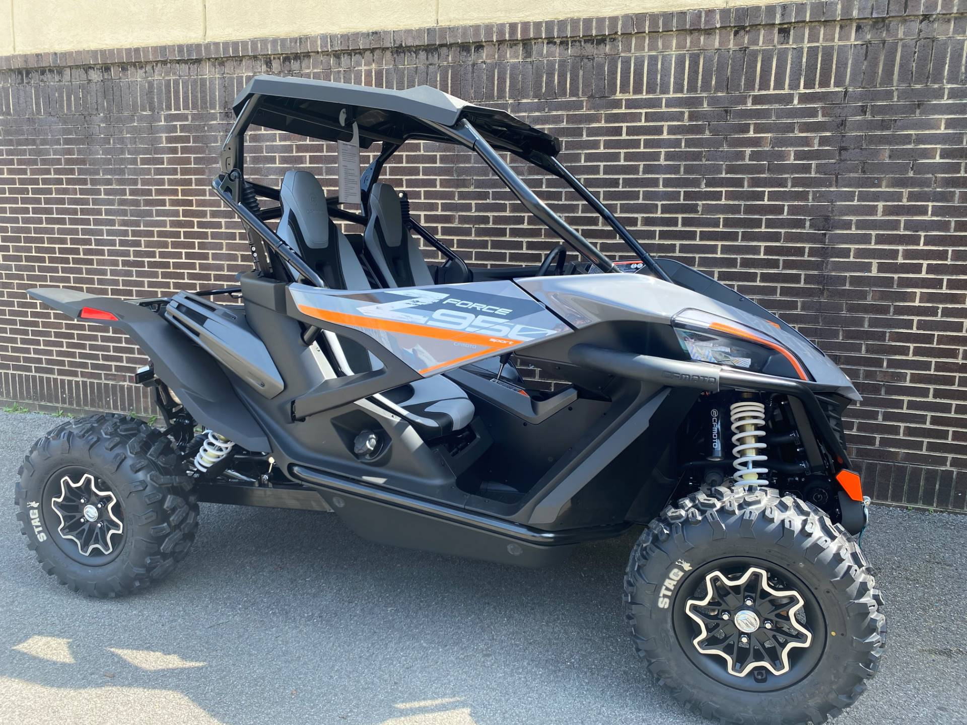 2020 CFMOTO ZForce 950 Sport in Knoxville, Tennessee - Photo 1
