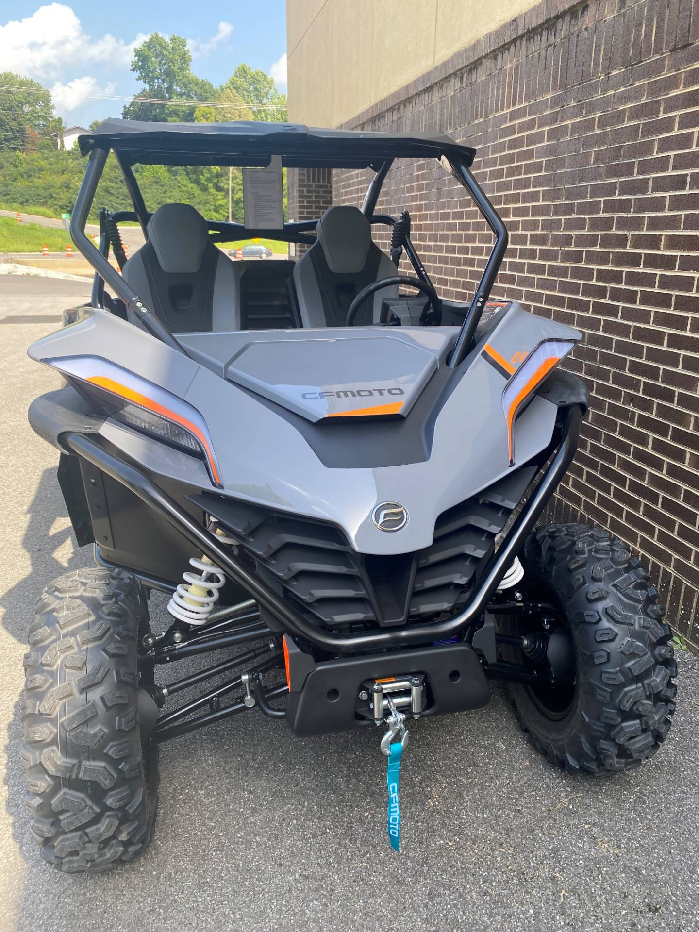 2020 CFMOTO ZForce 950 Sport in Knoxville, Tennessee - Photo 3