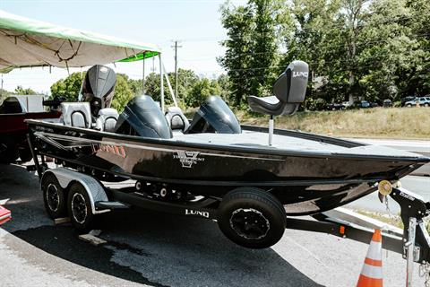 2020 Lund 1875 PRO V BASS XS in Knoxville, Tennessee - Photo 2