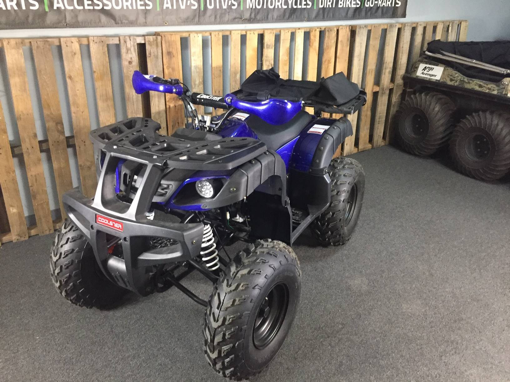 2019 Coolster ATV-3150DX-4 in Knoxville, Tennessee - Photo 2