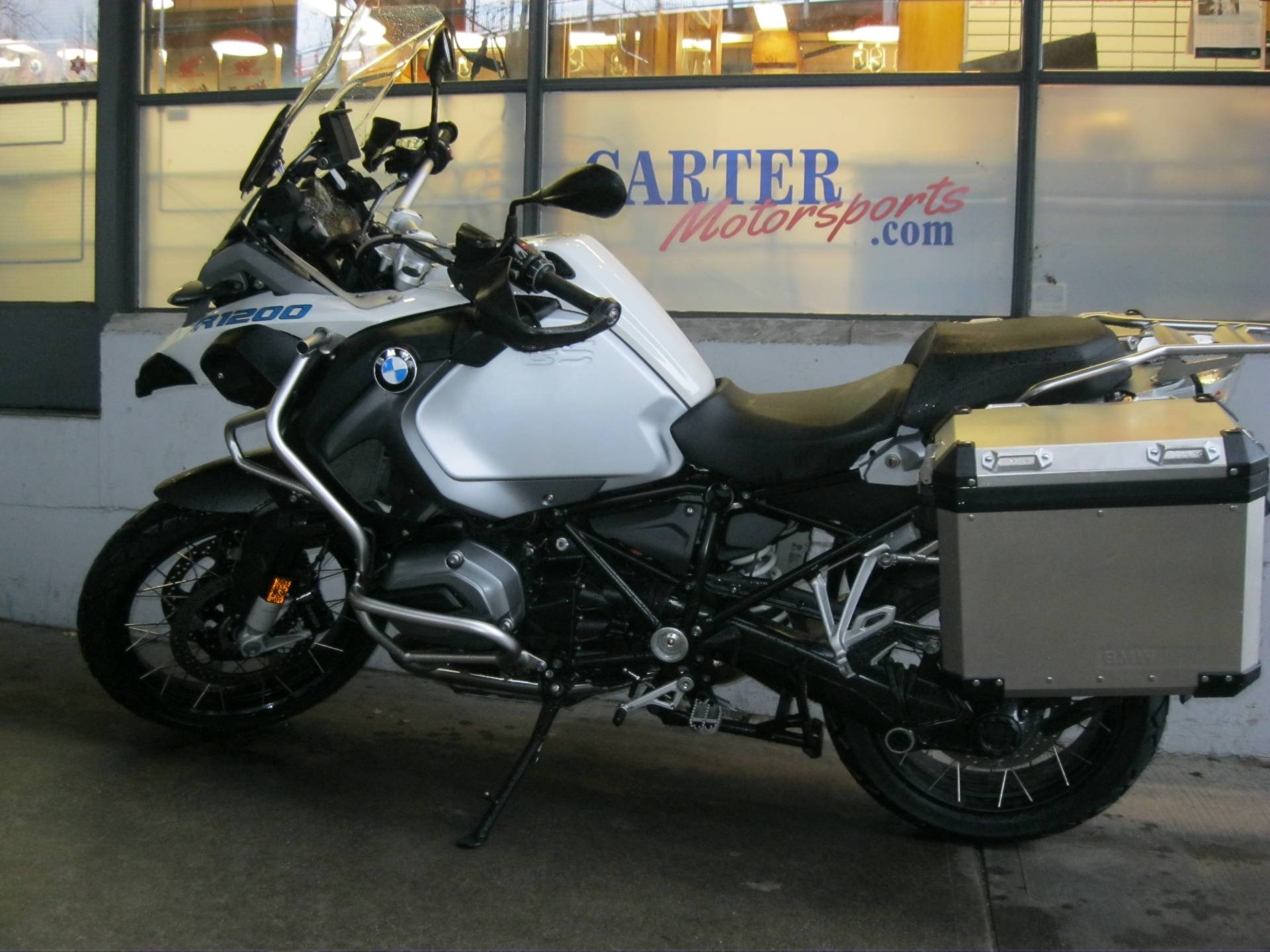 2015 BMW R 1200 GS Adventure in Vancouver, British Columbia