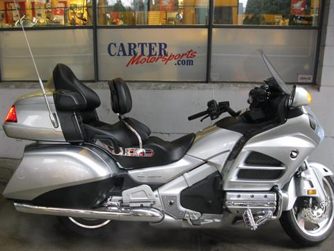 2015 Honda Gold Wing® ABS in Vancouver, British Columbia
