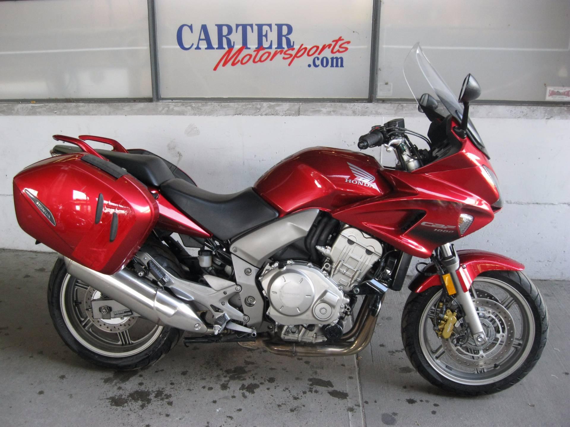 2009 honda cbf1000 motorcycles vancouver british columbia for Columbia honda service