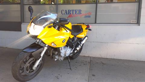 2007 BMW F 800 S in Vancouver, British Columbia