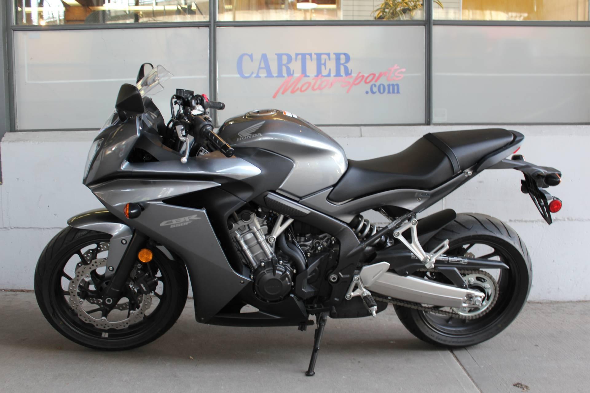 2016 Honda CBR650F ABS Motorcycles Vancouver British Columbia