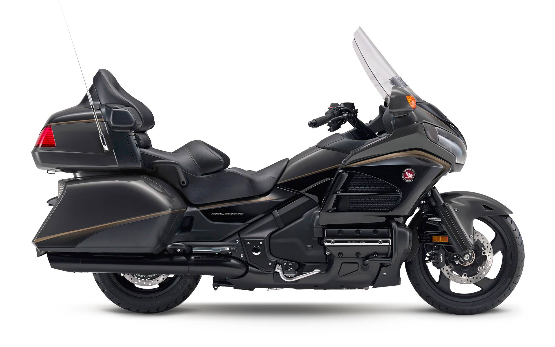 2016 Honda Goldwing ABS in Vancouver, British Columbia