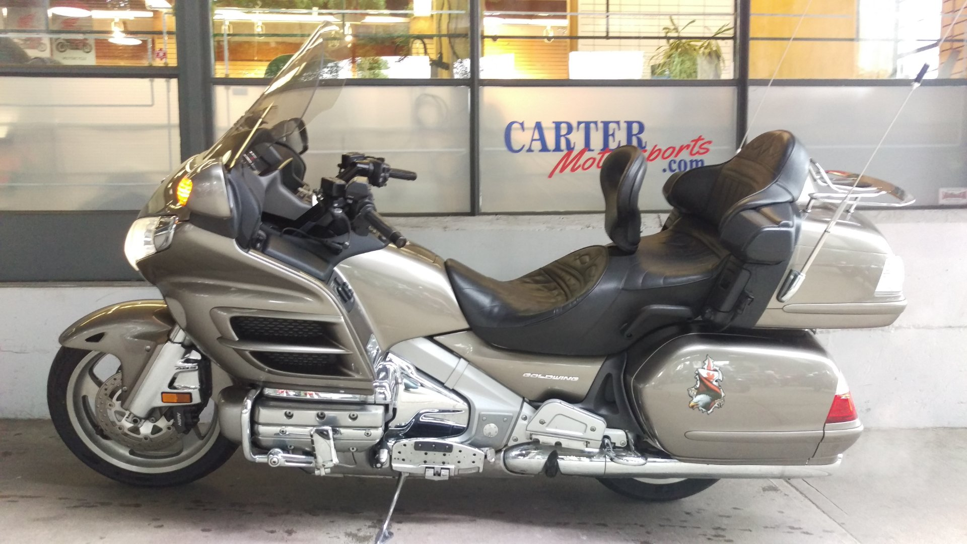 2006 Honda Gold Wing® ABS in Vancouver, British Columbia