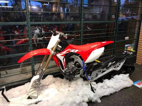 2018 Honda CRF450RX in Vancouver, British Columbia