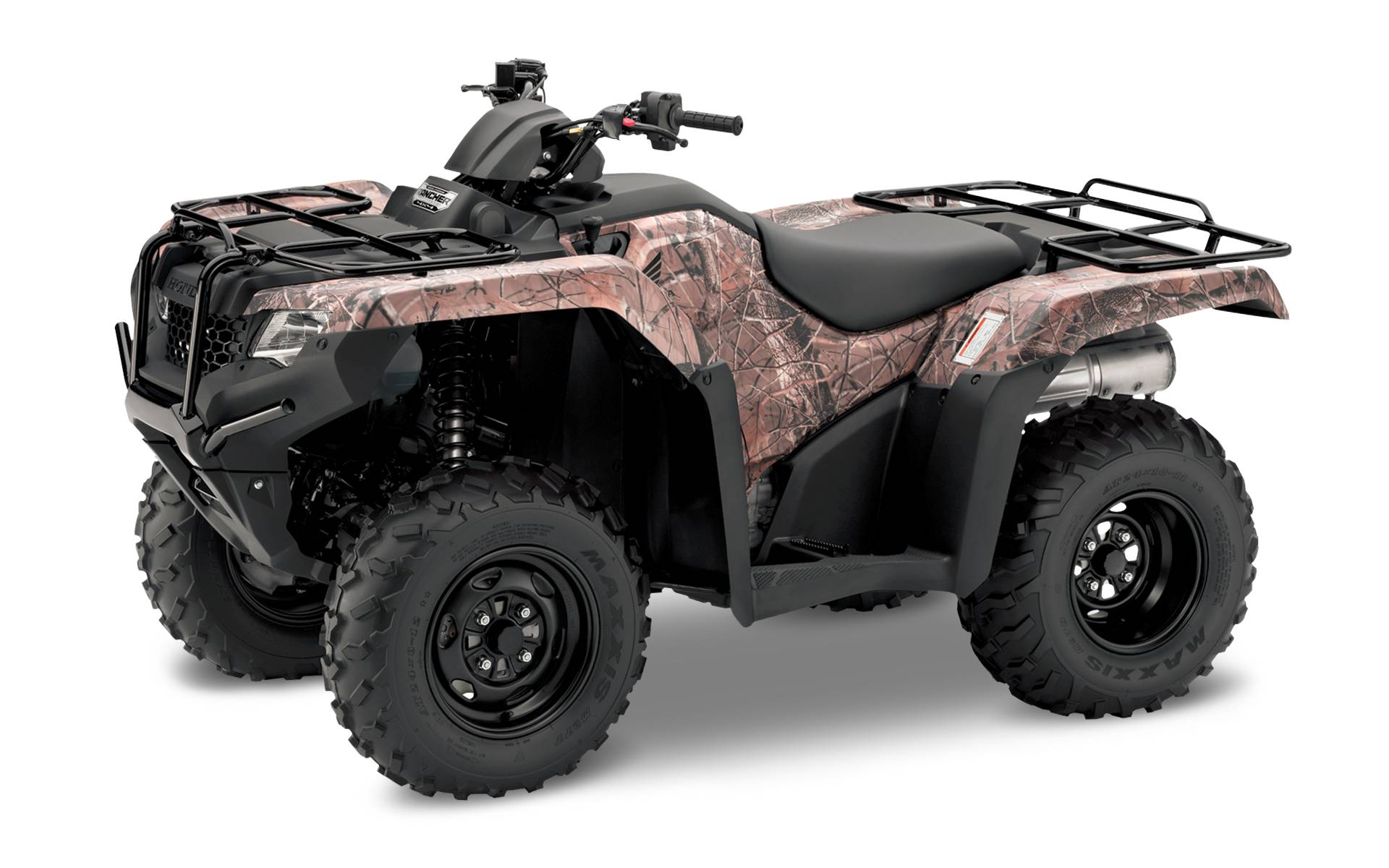 2018 Honda Rancher 420 DCT IRS EPS in Vancouver, British Columbia