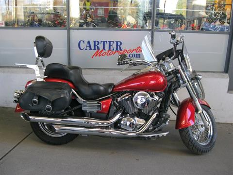 2006 Kawasaki Vulcan 900 Custom in Vancouver, British Columbia