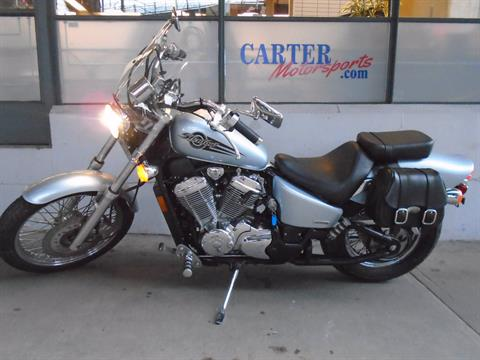 2007 Honda Shadow® VLX Deluxe in Vancouver, British Columbia