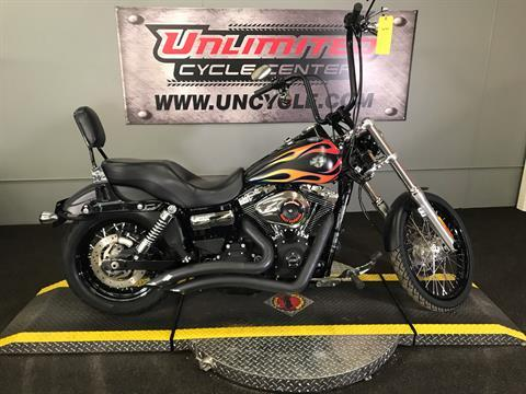 2012 Harley-Davidson Dyna® Wide Glide® in Tyrone, Pennsylvania - Photo 2
