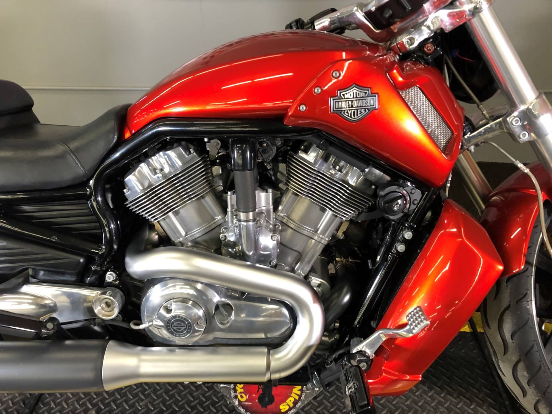 2013 Harley-Davidson V-Rod Muscle® in Tyrone, Pennsylvania - Photo 5