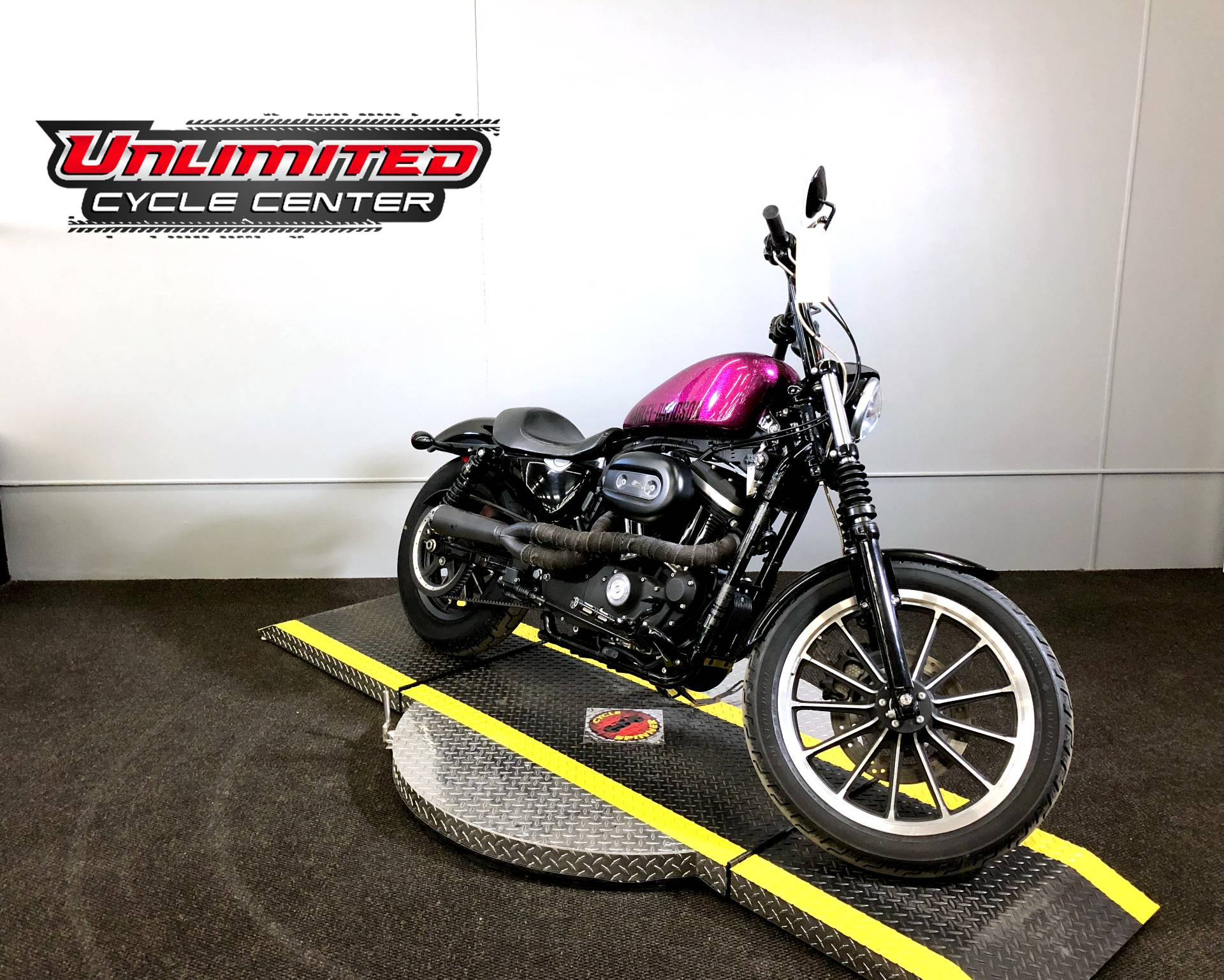 2015 Harley-Davidson Iron 883™ in Tyrone, Pennsylvania - Photo 1