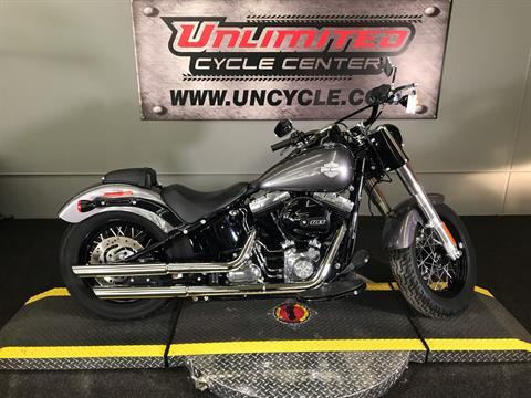 2016 Harley-Davidson Softail Slim® in Tyrone, Pennsylvania - Photo 2