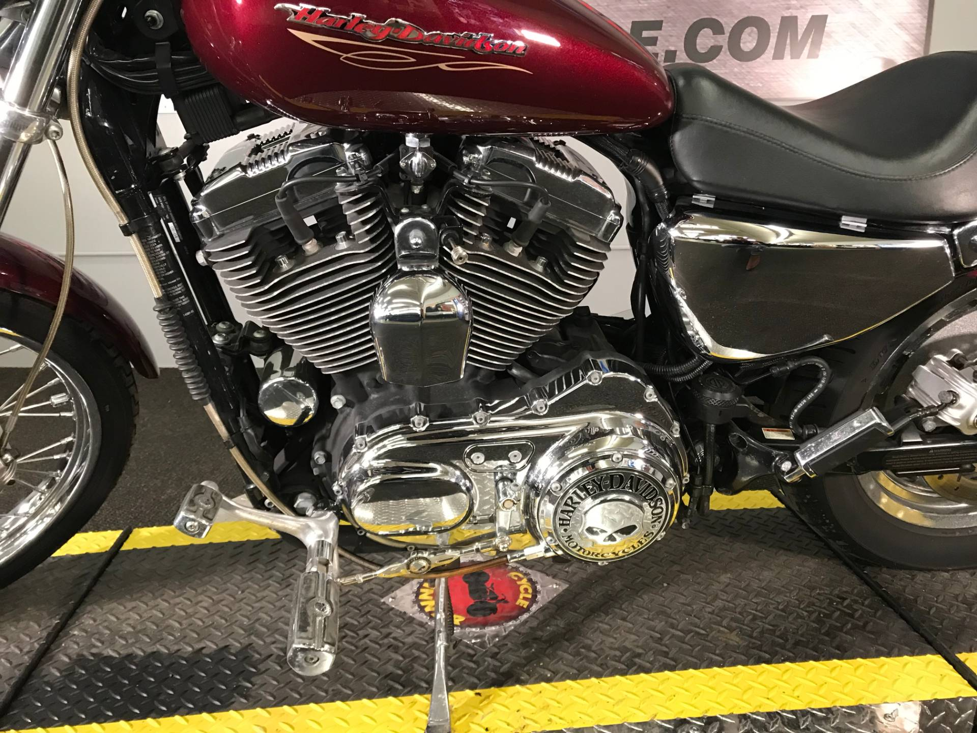 2005 Harley-Davidson Sportster® XL 1200 Custom in Tyrone, Pennsylvania - Photo 9