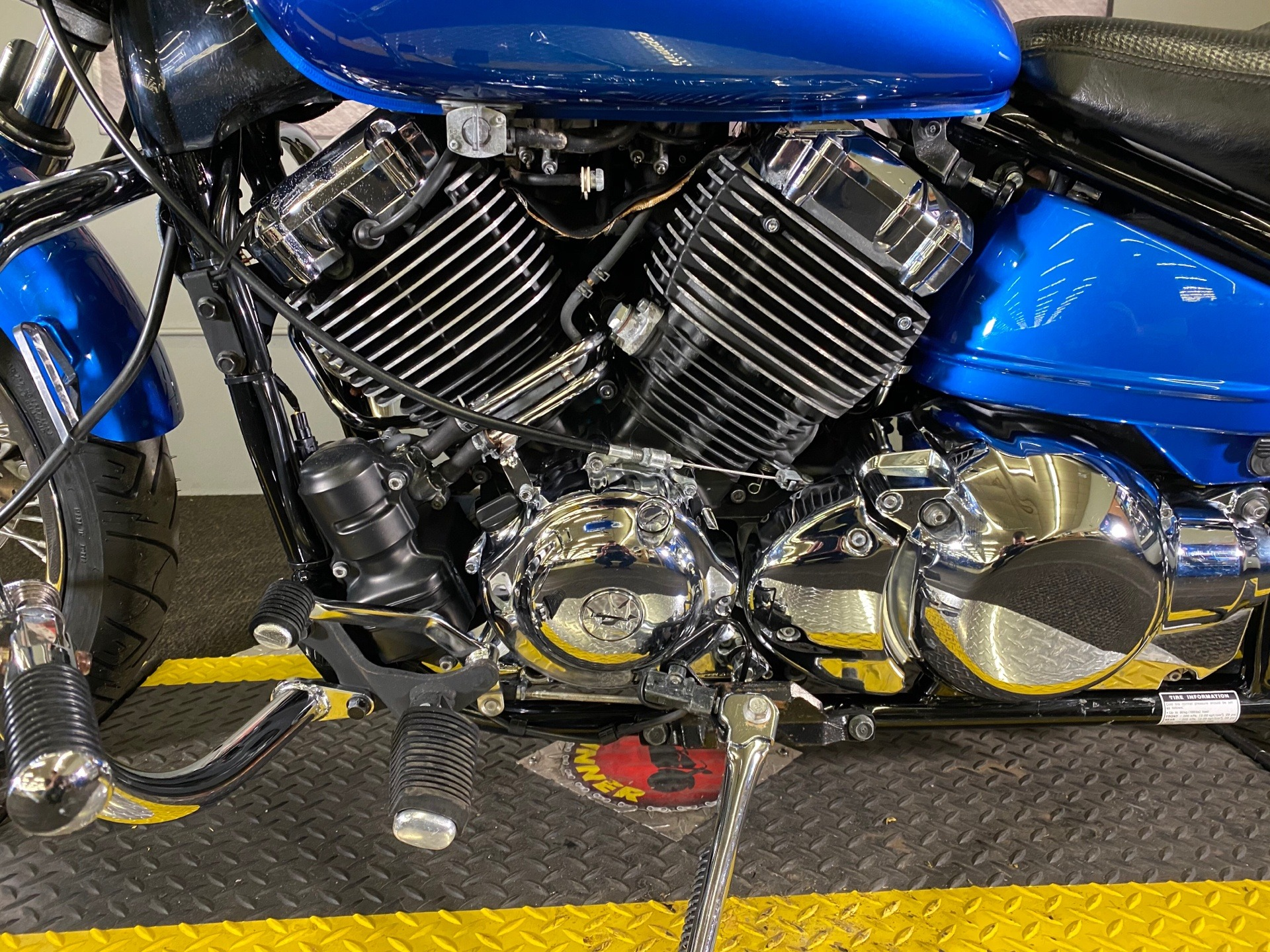 2009 Yamaha V Star 650 Custom in Tyrone, Pennsylvania - Photo 6