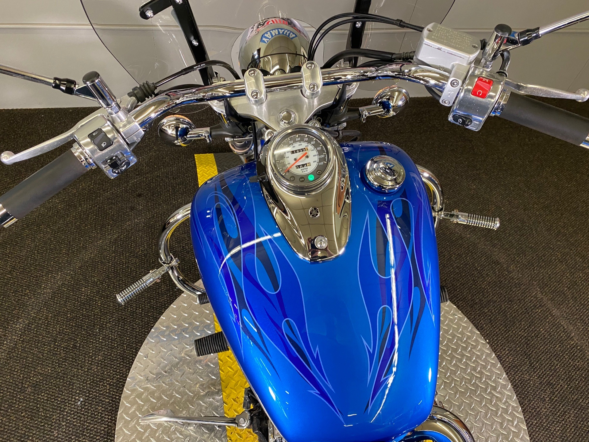 2009 Yamaha V Star 650 Custom in Tyrone, Pennsylvania - Photo 8