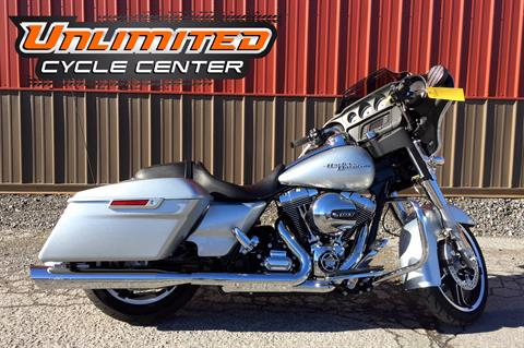 2014 Harley-Davidson Street Glide® in Tyrone, Pennsylvania