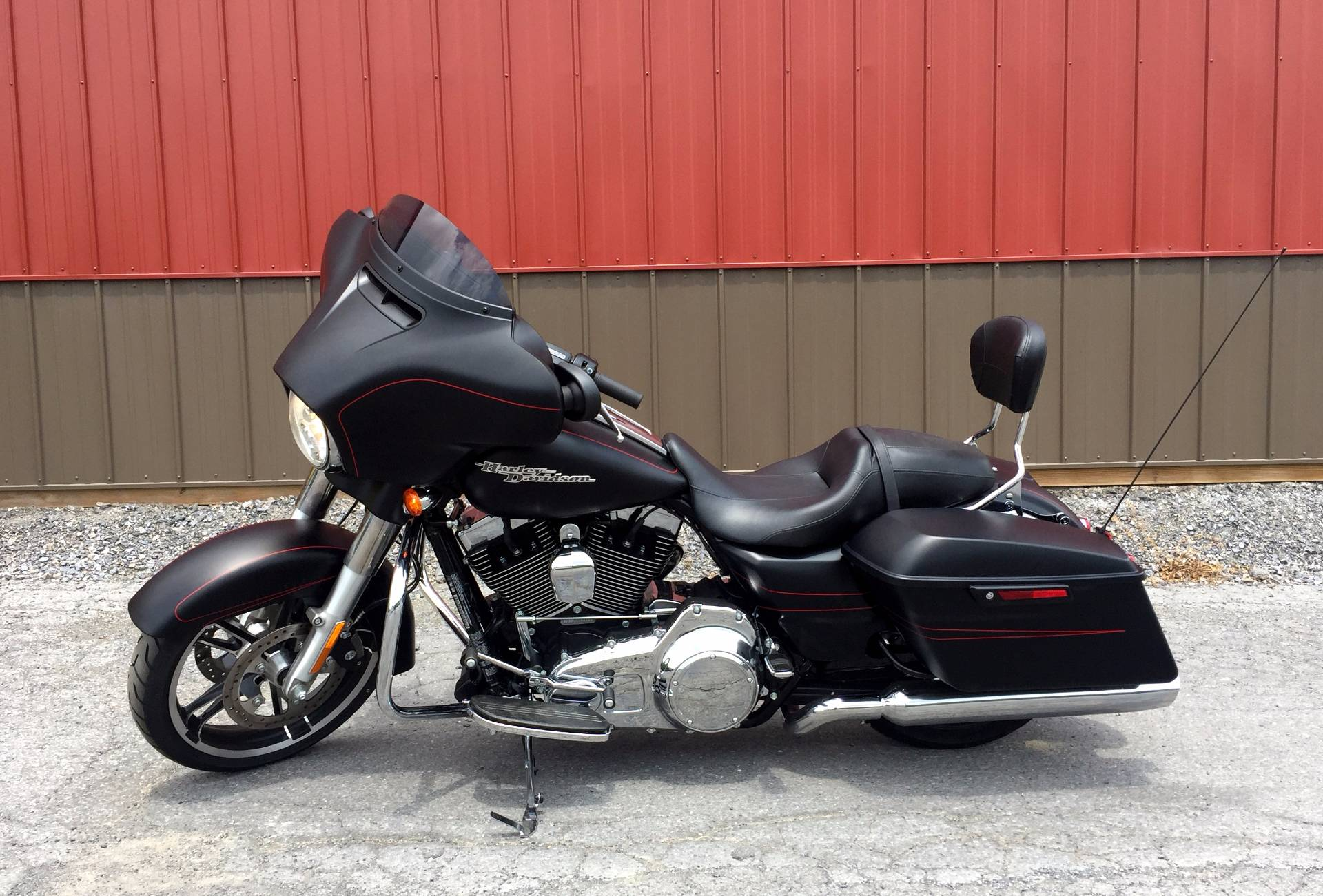 2016 Harley-Davidson Street Glide® Special in Tyrone, Pennsylvania