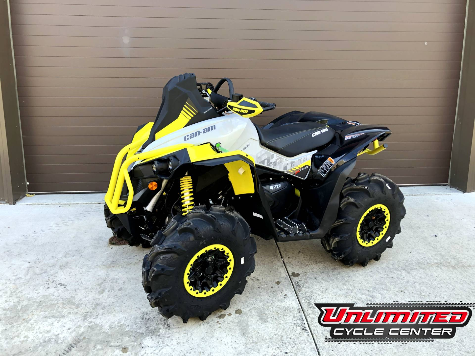 2019 Can-Am Renegade X MR 570 in Tyrone, Pennsylvania - Photo 1