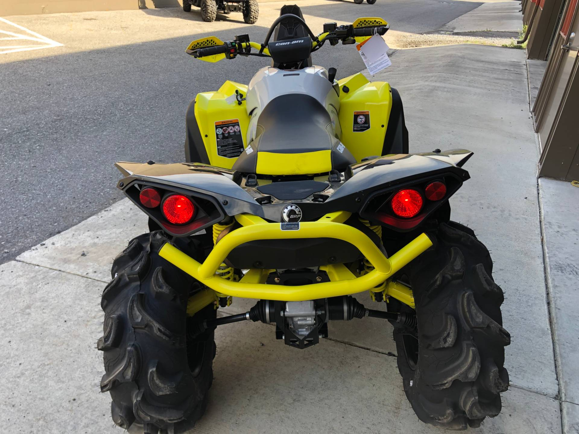 2019 Can-Am Renegade X MR 570 in Tyrone, Pennsylvania - Photo 4