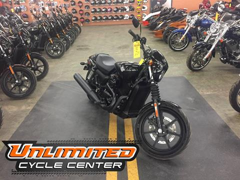 2015 Harley-Davidson Street™ 500 in Tyrone, Pennsylvania - Photo 1