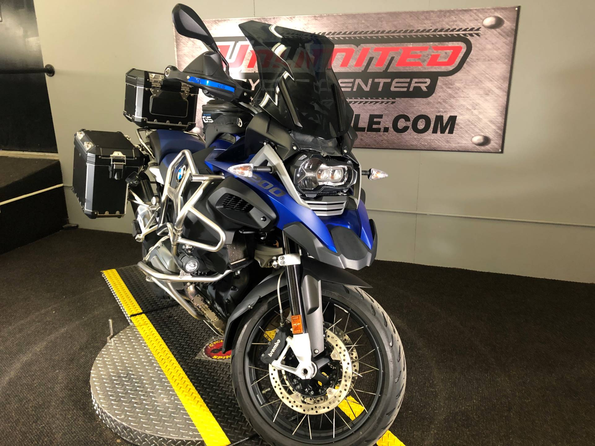 2015 BMW R 1200 GS Adventure in Tyrone, Pennsylvania - Photo 2