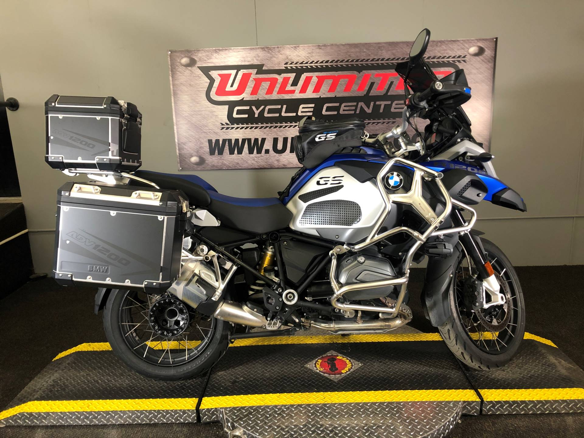 2015 BMW R 1200 GS Adventure in Tyrone, Pennsylvania - Photo 3