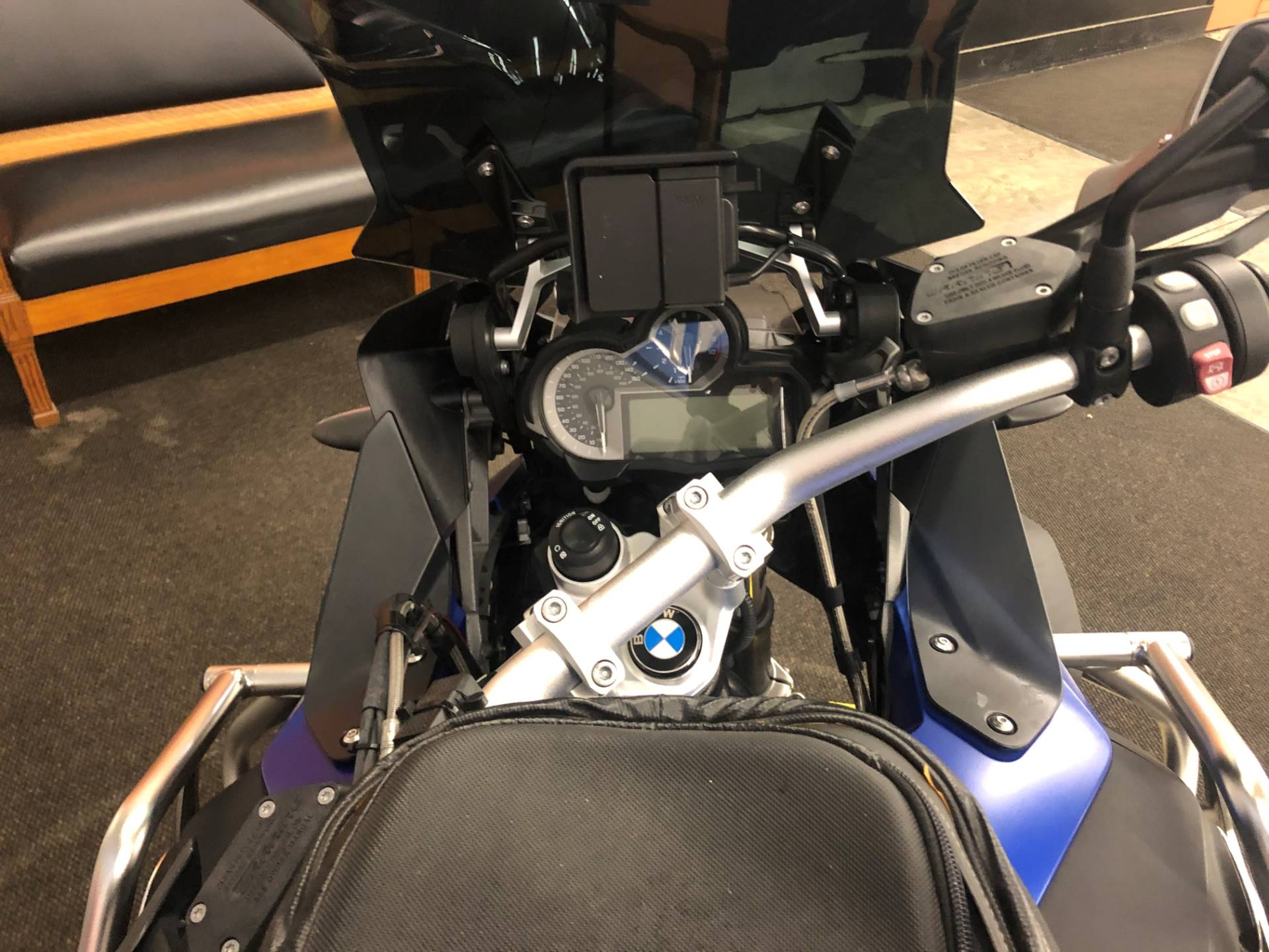 2015 BMW R 1200 GS Adventure in Tyrone, Pennsylvania - Photo 9