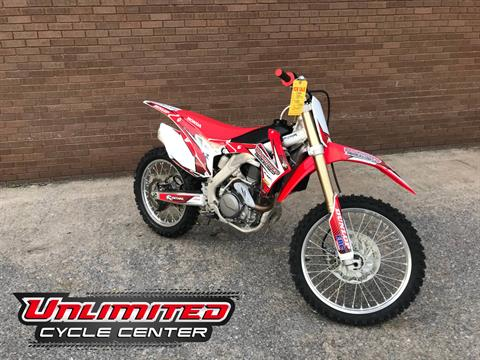 2016 Honda CRF450R in Tyrone, Pennsylvania - Photo 1