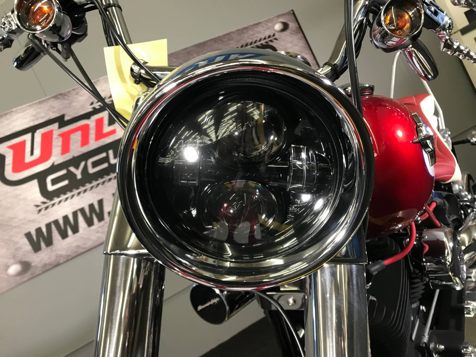 2013 Harley-Davidson Softail Slim® in Tyrone, Pennsylvania - Photo 7